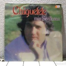 Discos de vinilo: CHIQUITETE. Lote 139552346