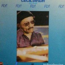 Discos de vinilo: CECIL TAYLOR.FLY FLY.LP. Lote 139560830