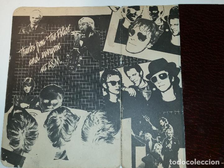 Discos de vinilo: The Police, Picture Disc, vinilo en forma de chapa de policia, pieza rara ! - Foto 4 - 139562670