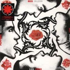 Discos de vinilo: DOBLE LP RED HOT CHILI PEPPERS - BLOOD SEX SUGAR MAGIK / VINILO / EDICION OFICIAL 2012 / NUEVO. Lote 139564026