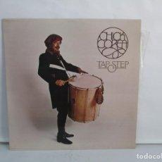 Discos de vinilo: CHICK COREA. TAP STEP. LP VINILO. WARNER BROS RECORDS 1980. VER FOTOGRAFIAS ADJUNTAS. Lote 139564730
