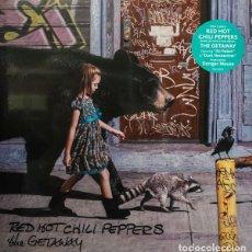 Discos de vinilo: DOBLE LP RED HOT CHILI PEPPERS - THE GETAWAY / VINILO / EDICION OFICIAL 2016 / NUEVO. Lote 139565758