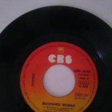 Discos de vinilo: TITANIC -- BUCKSHEE WOMAN - HONKY VAGRANT --AÑO 1975 -REFM1E4BOES132DISIN. Lote 139570794
