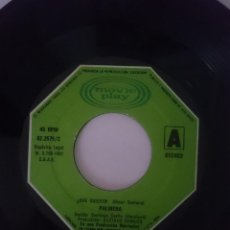 Discos de vinilo: PALMERA -- QUE QUIEREN - EL CAFE --AÑO 1981. Lote 139572322