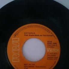 Discos de vinilo: OCTOPUS -- FUTURE FEELINGS - HEY NA-NA-NA --AÑO 1973 -REFM1E4BOES132DISIN. Lote 139572582