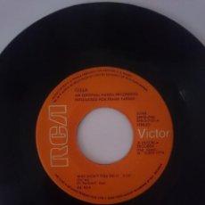 Discos de vinilo: GILLA --WHY DON´T YOU DO IT - A BABY OF LOVE --AÑO 1975 -REFM1E4BOES132DISIN. Lote 139573266