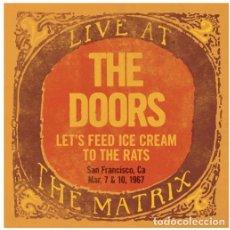 Discos de vinilo: LP THE DOORS - LIVE AT THE MATRIX PART 2 / VINILO / RSD 2018 / NUEVO. Lote 139580950