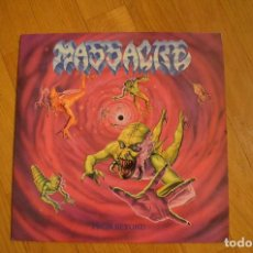 Vinyl records - Massacre From Beyond lp vinilo 1991 england errache 33 rpm - 139593222