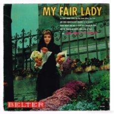 Discos de vinilo: HARRY ARNOLD Y SU ORQUESTA. MY FAIR LADY. LA CALLE DONDE VIVES. 50.198 BELTER 1969 DISCO. Lote 139619210