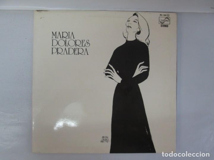 Discos de vinilo: MARIA DOLORES PRADERA. LP VINILO. LOTE 10 DISCOS. ZAFIRO. VER FOTOGRAFIAS ADJUNTAS - Foto 3 - 139619358