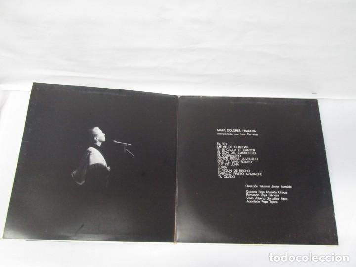 Discos de vinilo: MARIA DOLORES PRADERA. LP VINILO. LOTE 10 DISCOS. ZAFIRO. VER FOTOGRAFIAS ADJUNTAS - Foto 5 - 139619358