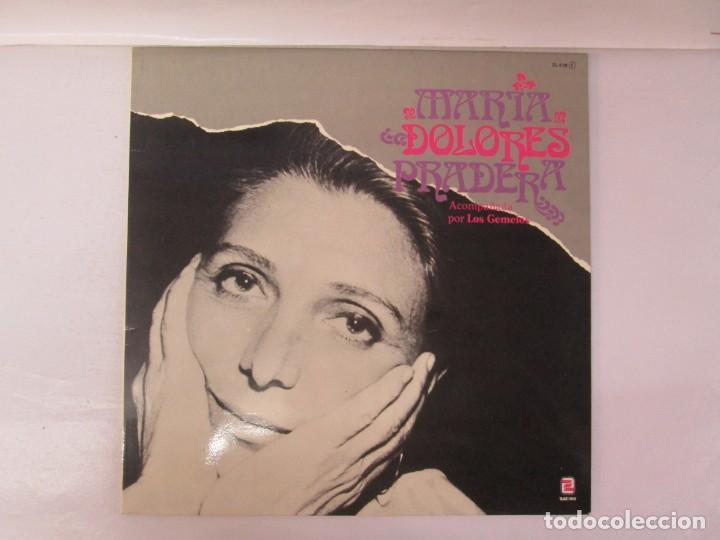 Discos de vinilo: MARIA DOLORES PRADERA. LP VINILO. LOTE 10 DISCOS. ZAFIRO. VER FOTOGRAFIAS ADJUNTAS - Foto 11 - 139619358