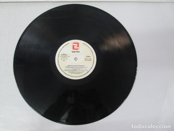 Discos de vinilo: MARIA DOLORES PRADERA. LP VINILO. LOTE 10 DISCOS. ZAFIRO. VER FOTOGRAFIAS ADJUNTAS - Foto 14 - 139619358