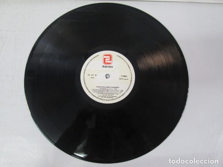 Discos de vinilo: MARIA DOLORES PRADERA. LP VINILO. LOTE 10 DISCOS. ZAFIRO. VER FOTOGRAFIAS ADJUNTAS - Foto 16 - 139619358