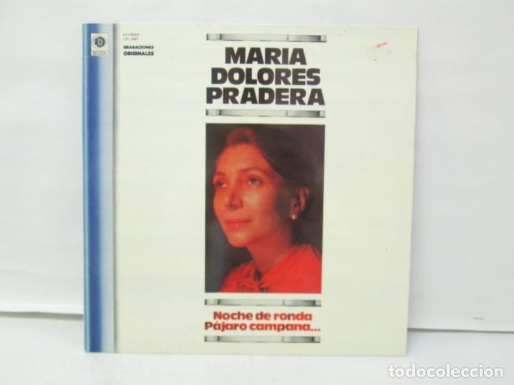 Discos de vinilo: MARIA DOLORES PRADERA. LP VINILO. LOTE 10 DISCOS. ZAFIRO. VER FOTOGRAFIAS ADJUNTAS - Foto 18 - 139619358