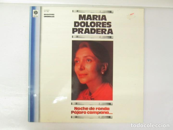 Discos de vinilo: MARIA DOLORES PRADERA. LP VINILO. LOTE 10 DISCOS. ZAFIRO. VER FOTOGRAFIAS ADJUNTAS - Foto 19 - 139619358