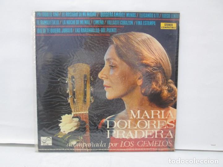 Discos de vinilo: MARIA DOLORES PRADERA. LP VINILO. LOTE 10 DISCOS. ZAFIRO. VER FOTOGRAFIAS ADJUNTAS - Foto 26 - 139619358