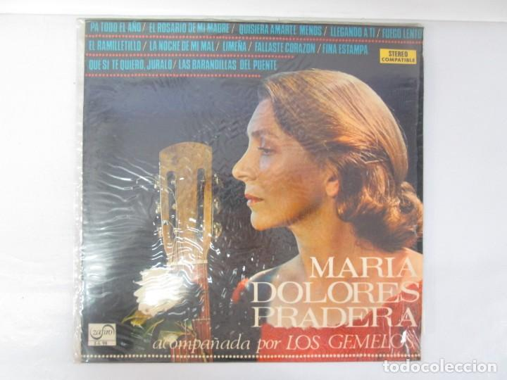 Discos de vinilo: MARIA DOLORES PRADERA. LP VINILO. LOTE 10 DISCOS. ZAFIRO. VER FOTOGRAFIAS ADJUNTAS - Foto 27 - 139619358