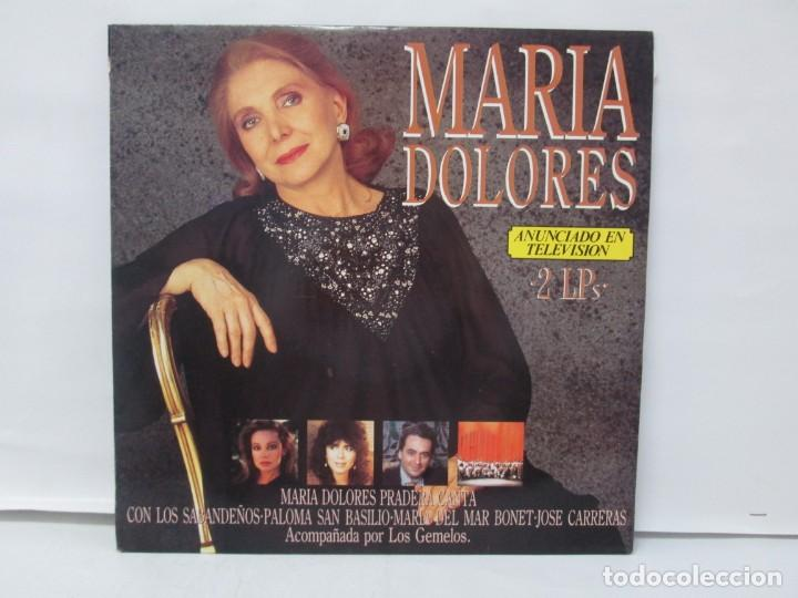 Discos de vinilo: MARIA DOLORES PRADERA. LP VINILO. LOTE 10 DISCOS. ZAFIRO. VER FOTOGRAFIAS ADJUNTAS - Foto 34 - 139619358