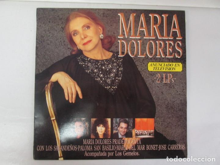 Discos de vinilo: MARIA DOLORES PRADERA. LP VINILO. LOTE 10 DISCOS. ZAFIRO. VER FOTOGRAFIAS ADJUNTAS - Foto 35 - 139619358