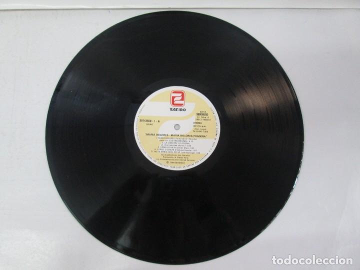 Discos de vinilo: MARIA DOLORES PRADERA. LP VINILO. LOTE 10 DISCOS. ZAFIRO. VER FOTOGRAFIAS ADJUNTAS - Foto 38 - 139619358