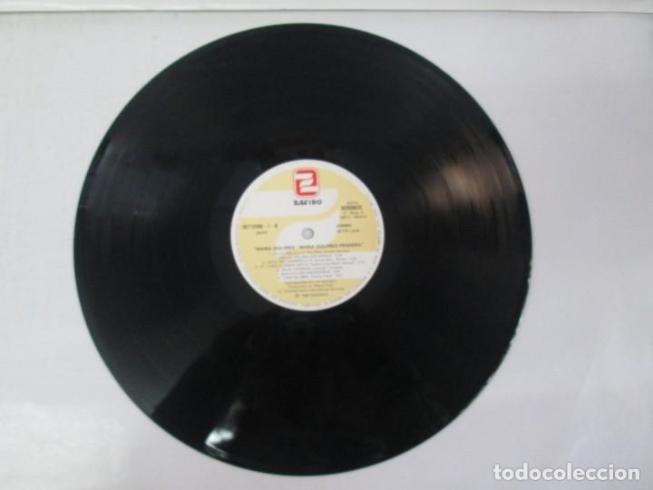 Discos de vinilo: MARIA DOLORES PRADERA. LP VINILO. LOTE 10 DISCOS. ZAFIRO. VER FOTOGRAFIAS ADJUNTAS - Foto 40 - 139619358