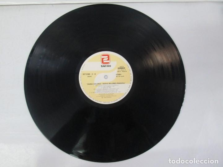 Discos de vinilo: MARIA DOLORES PRADERA. LP VINILO. LOTE 10 DISCOS. ZAFIRO. VER FOTOGRAFIAS ADJUNTAS - Foto 42 - 139619358