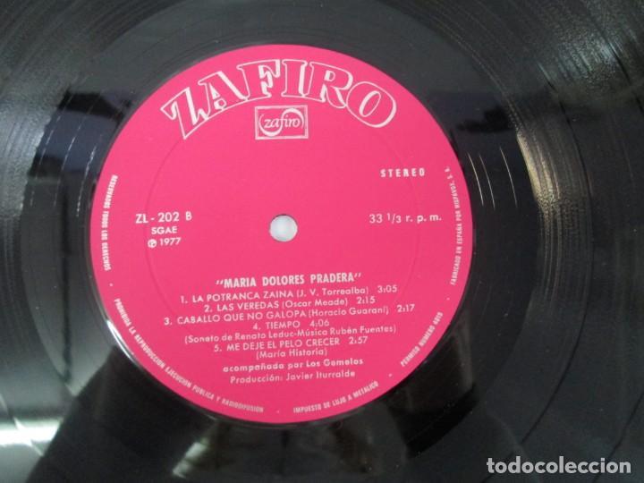 Discos de vinilo: MARIA DOLORES PRADERA. LP VINILO. LOTE 10 DISCOS. ZAFIRO. VER FOTOGRAFIAS ADJUNTAS - Foto 51 - 139619358
