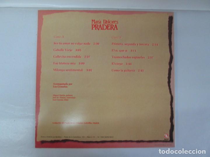 Discos de vinilo: MARIA DOLORES PRADERA. LP VINILO. LOTE 10 DISCOS. ZAFIRO. VER FOTOGRAFIAS ADJUNTAS - Foto 56 - 139619358