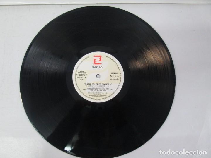 Discos de vinilo: MARIA DOLORES PRADERA. LP VINILO. LOTE 10 DISCOS. ZAFIRO. VER FOTOGRAFIAS ADJUNTAS - Foto 58 - 139619358