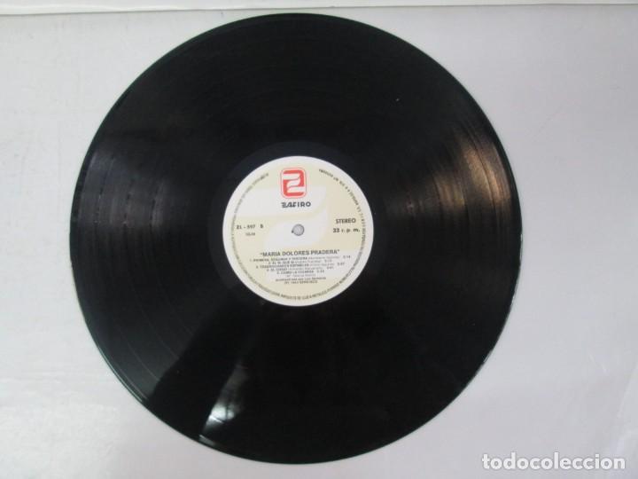 Discos de vinilo: MARIA DOLORES PRADERA. LP VINILO. LOTE 10 DISCOS. ZAFIRO. VER FOTOGRAFIAS ADJUNTAS - Foto 60 - 139619358