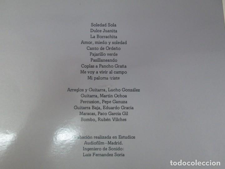 Discos de vinilo: MARIA DOLORES PRADERA. LP VINILO. LOTE 10 DISCOS. ZAFIRO. VER FOTOGRAFIAS ADJUNTAS - Foto 65 - 139619358