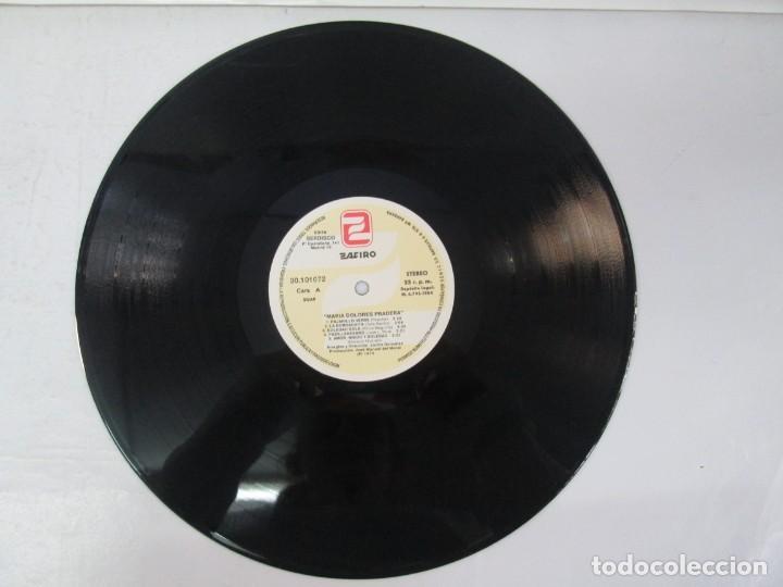 Discos de vinilo: MARIA DOLORES PRADERA. LP VINILO. LOTE 10 DISCOS. ZAFIRO. VER FOTOGRAFIAS ADJUNTAS - Foto 68 - 139619358