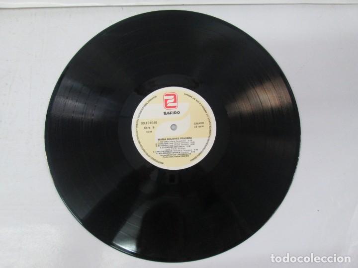 Discos de vinilo: MARIA DOLORES PRADERA. LP VINILO. LOTE 10 DISCOS. ZAFIRO. VER FOTOGRAFIAS ADJUNTAS - Foto 74 - 139619358