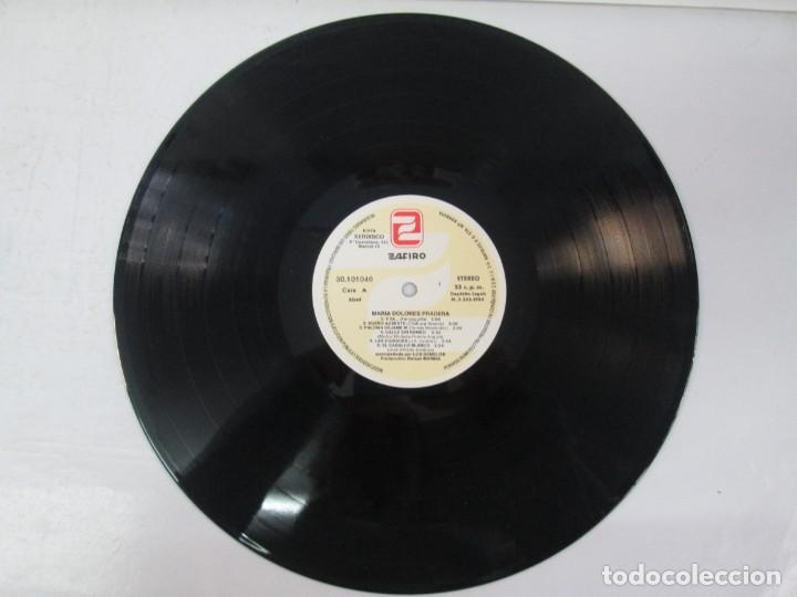 Discos de vinilo: MARIA DOLORES PRADERA. LP VINILO. LOTE 10 DISCOS. ZAFIRO. VER FOTOGRAFIAS ADJUNTAS - Foto 76 - 139619358