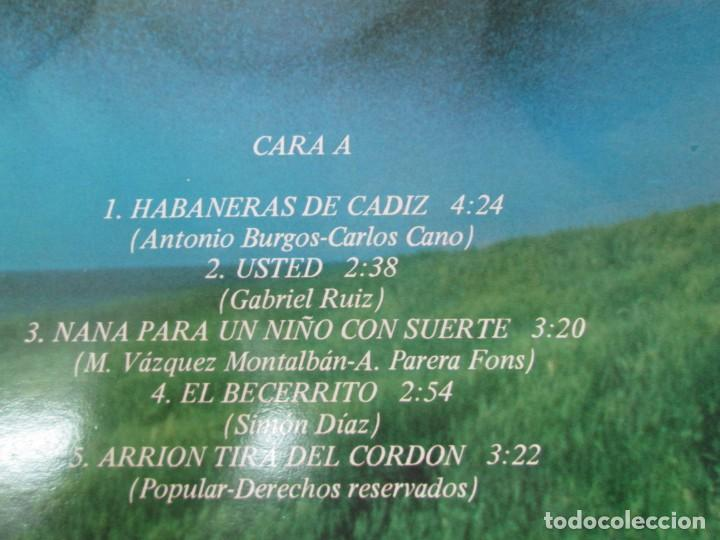 Discos de vinilo: MARIA DOLORES PRADERA. LP VINILO. LOTE 10 DISCOS. ZAFIRO. VER FOTOGRAFIAS ADJUNTAS - Foto 81 - 139619358