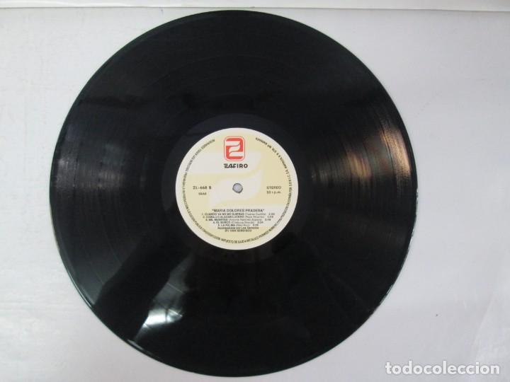 Discos de vinilo: MARIA DOLORES PRADERA. LP VINILO. LOTE 10 DISCOS. ZAFIRO. VER FOTOGRAFIAS ADJUNTAS - Foto 83 - 139619358
