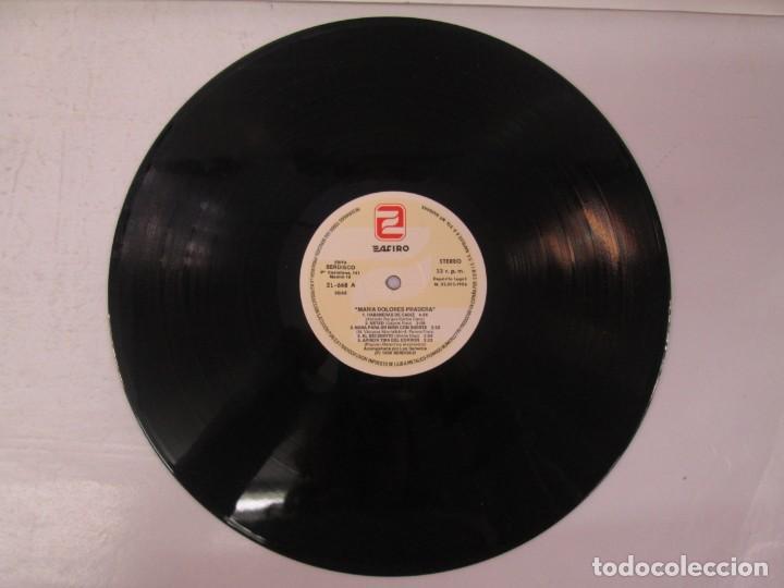 Discos de vinilo: MARIA DOLORES PRADERA. LP VINILO. LOTE 10 DISCOS. ZAFIRO. VER FOTOGRAFIAS ADJUNTAS - Foto 85 - 139619358