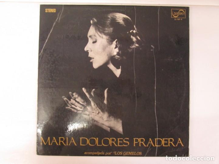 Discos de vinilo: MARIA DOLORES PRADERA. LP VINILO. LOTE 10 DISCOS. ZAFIRO. VER FOTOGRAFIAS ADJUNTAS - Foto 88 - 139619358