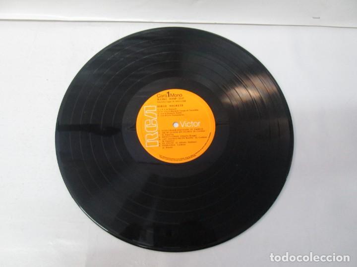 Discos de vinilo: JORGE NEGRETE. 3 LP VINILO. RCA. VER FOTOGRAFIAS ADJUNTAS. - Foto 14 - 139622606