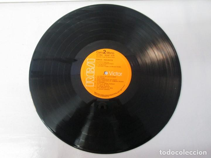 Discos de vinilo: JORGE NEGRETE. 3 LP VINILO. RCA. VER FOTOGRAFIAS ADJUNTAS. - Foto 16 - 139622606