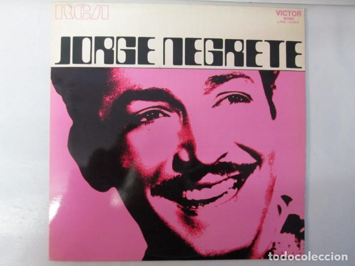 Discos de vinilo: JORGE NEGRETE. 3 LP VINILO. RCA. VER FOTOGRAFIAS ADJUNTAS. - Foto 19 - 139622606