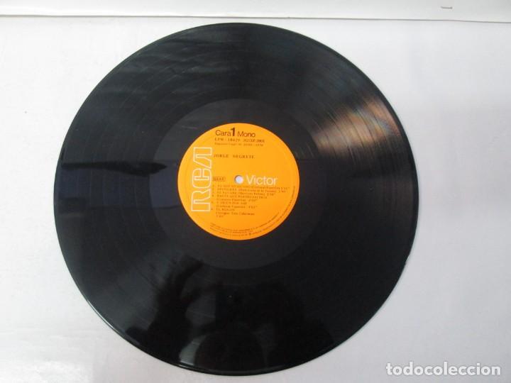 Discos de vinilo: JORGE NEGRETE. 3 LP VINILO. RCA. VER FOTOGRAFIAS ADJUNTAS. - Foto 22 - 139622606