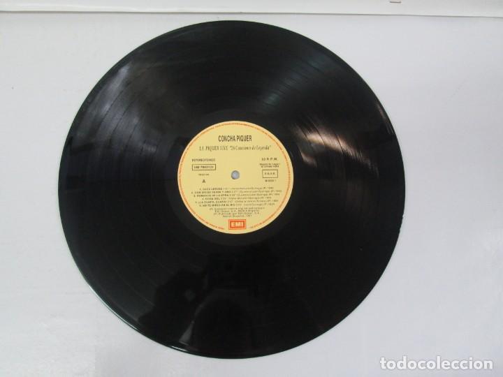 Discos de vinilo: LA PIQUER VIVE. 26 CANCIONES DE LEYENDA. LP VINILO. EMI ODEON. 1991. VER FOTOGRAFIAS ADJUNTAS - Foto 9 - 139638370