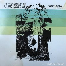 Discos de vinilo: EP AT THE DRIVE IN - DIAMANTÉ / VINILO / ED. OFICIAL LIMITADA RSD 2017 BLACK FRIDAY / NUEVO. Lote 139639926