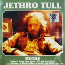 Discos de vinilo: EP JETHRO TULL - MOTHS / VINILO / ED. OFICIAL LIMITADA RSD 2018 / NUEVO. Lote 139640482