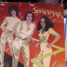 Discos de vinilo: SHALAMAR-GO FOR IT. Lote 139645600
