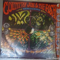 Discos de vinilo: LP COUNTRY JOE & THE FISH - ELECTRIC MUSIC FOR THE MIND AND BODY . Lote 139647770