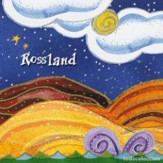 Discos de vinilo: LP ROSSLAND ROSSLAND VINILO INDIE POWER POP. Lote 139656494