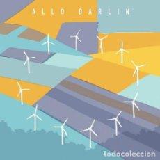 Discos de vinilo: LP ALLO DARLING EUROPE VINILO INDIE ROCK. Lote 139658970